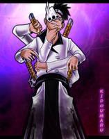 Kidoumaru the Arrancar by zojo227