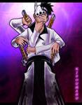 Kidoumaru the Arrancar