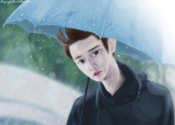 EXO. In the Rain