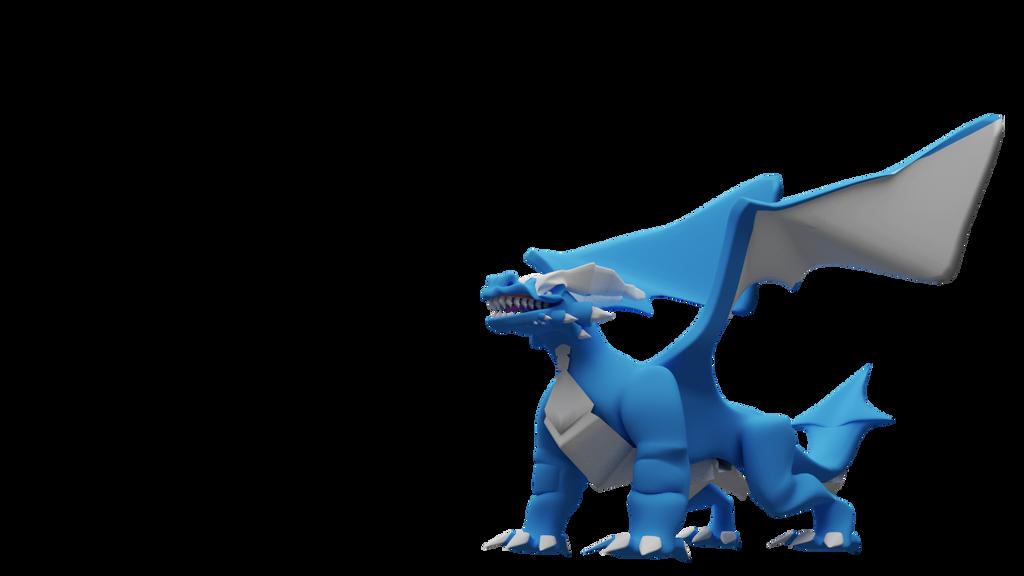 Dragon by Alimayo Arango by alimayo