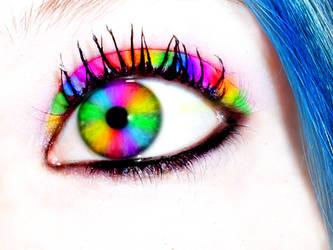Rainbow Brite. by nitrobandicoot