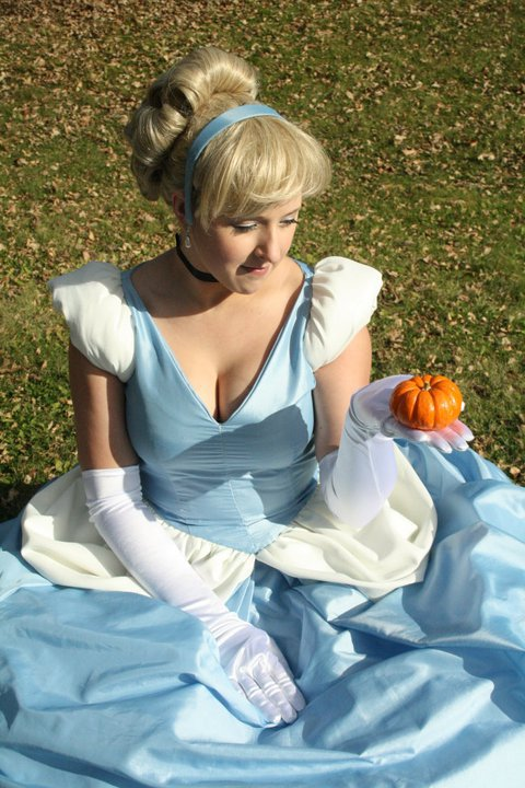 Cinderella by Angelicacosplay