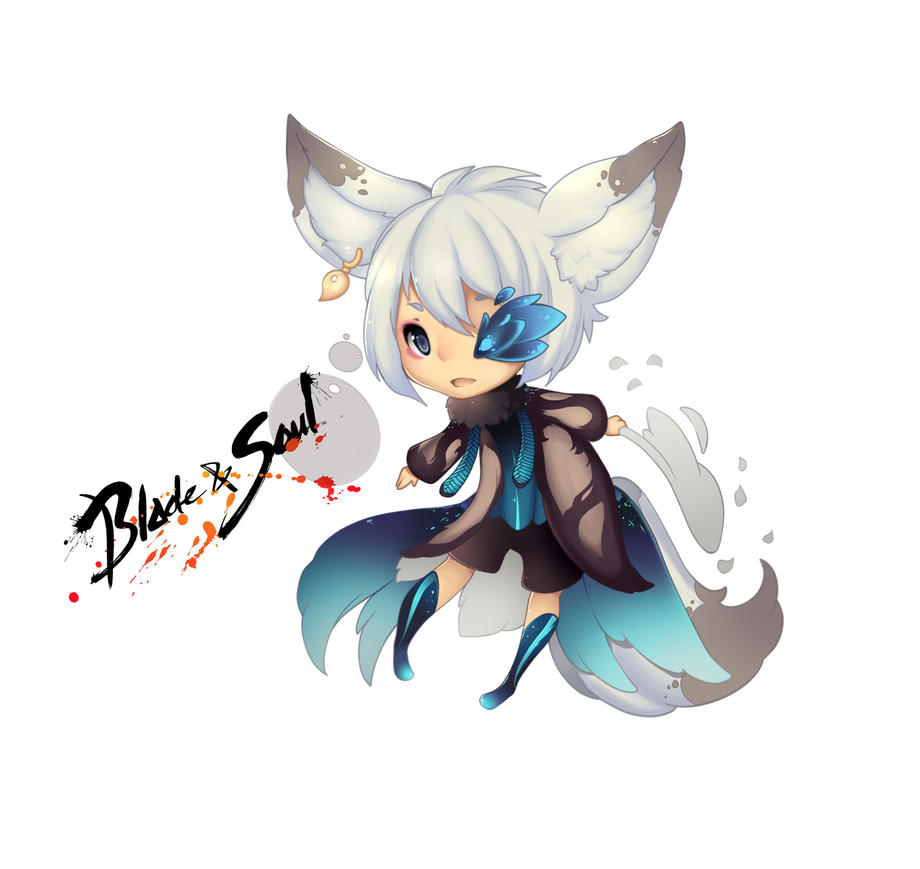 Blade N Soul Anime Characters : Blade n soul s u m o e r by flurkitty on deviantart