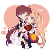 Happy Valentine's Day by FlurKitty