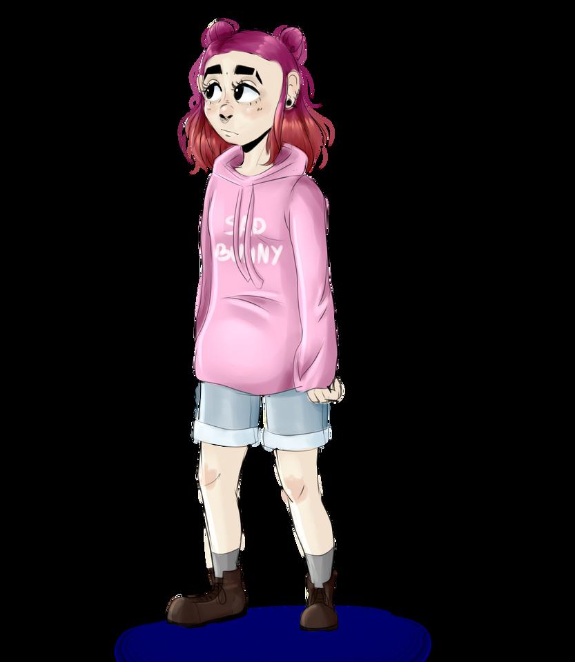 Ida [Persona] by HunterDream14