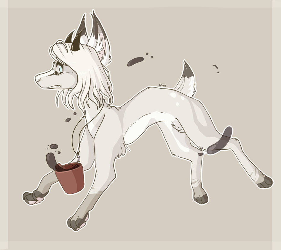 don't spill the tea [feral}