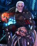 Geralt, The reaperslayer