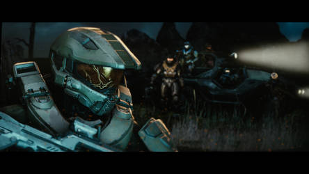 Master Chief - Never Forget Reach