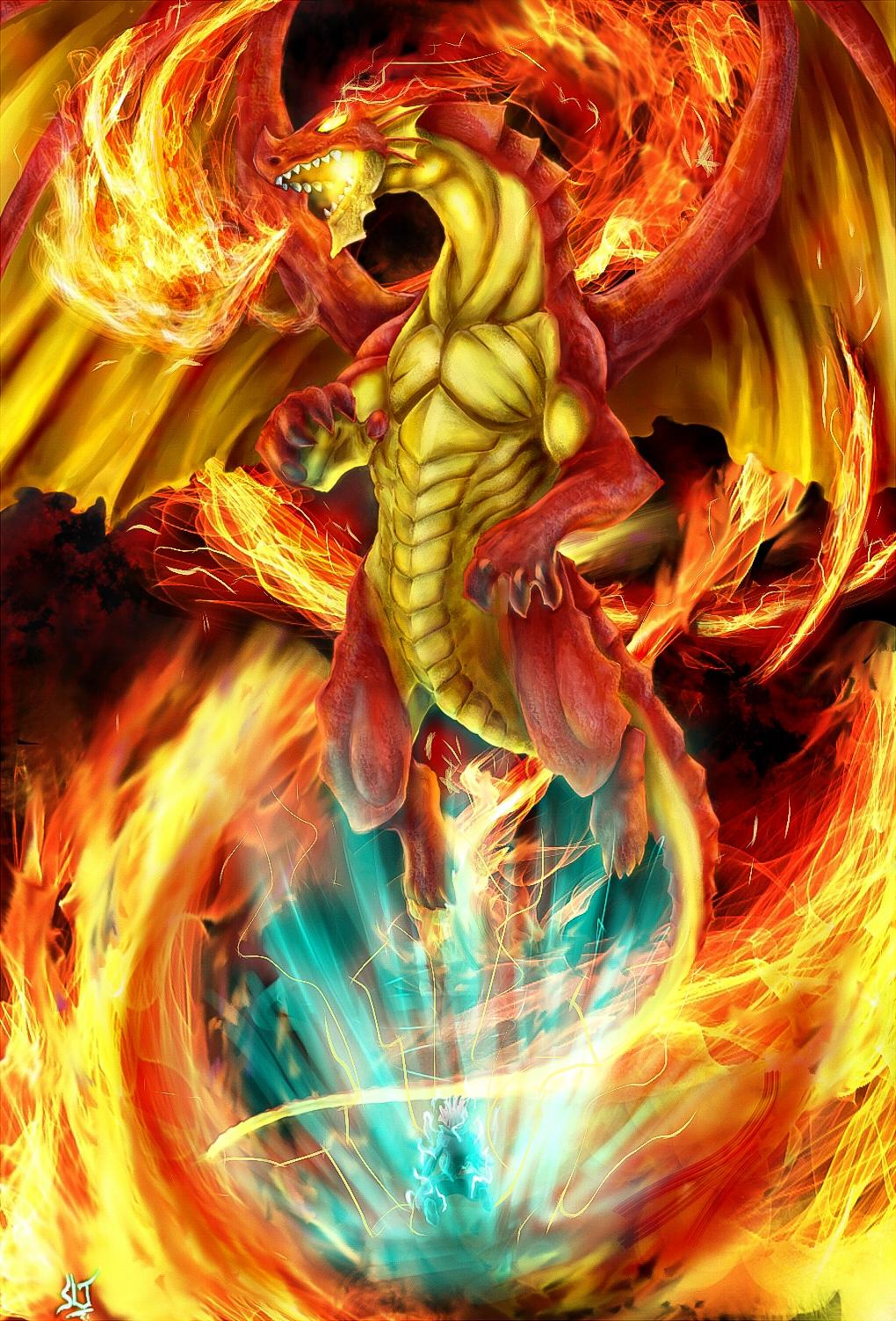 Natsu Dragon Slayer Mode