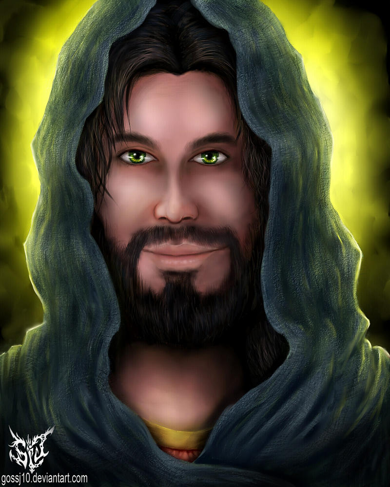 jesus christ by gossj10