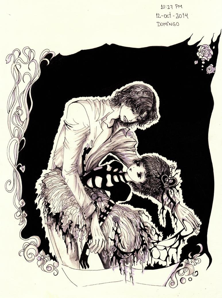 La pequeña muñeca es mia by Sadapyon