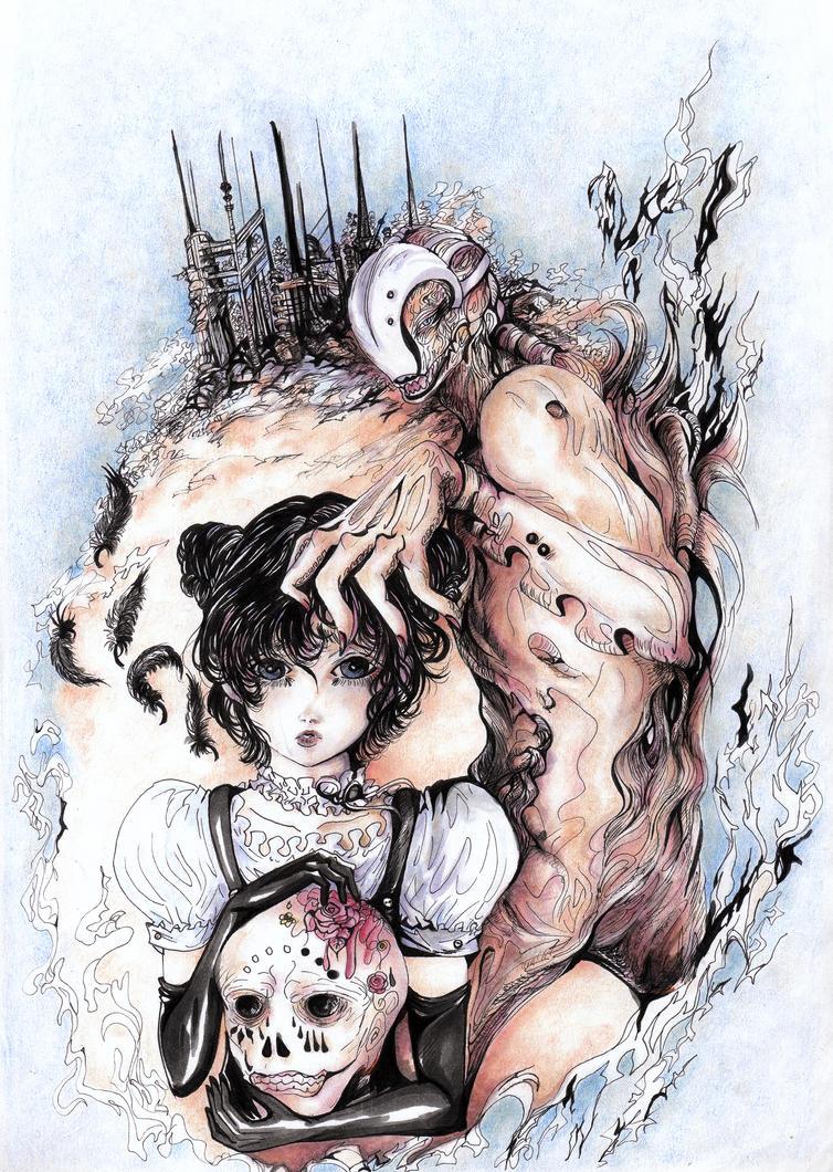 Fue un angel y Brymiel by Sadapyon