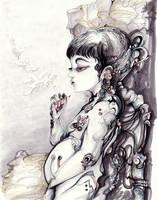 Lolita/maquina/color by Sadapyon