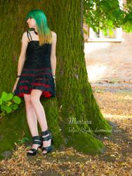 Shynga 5 - Autumn green by Sydia