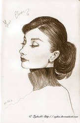 New classic Audrey by Sydia