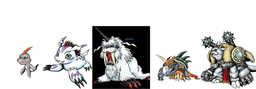 digimon gomamon evolution - photo #7