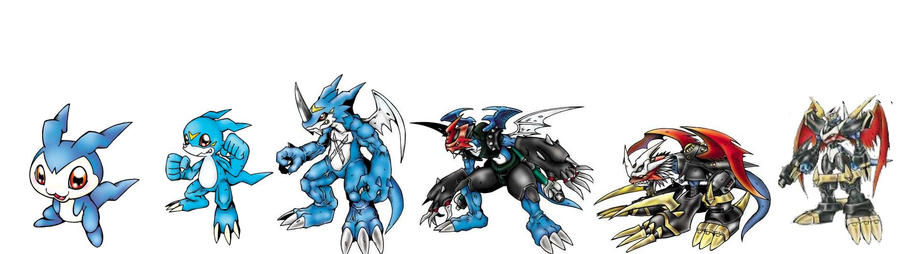 digimon veemon evolution - photo #20