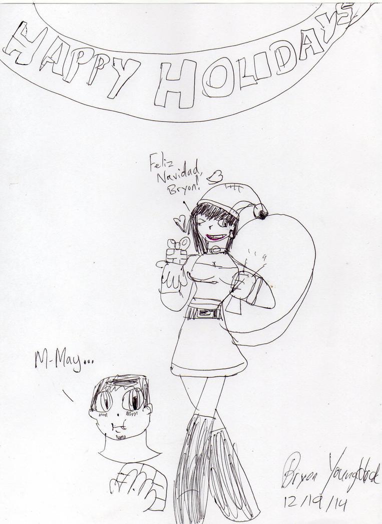 Happy Holidays! by BigBDawg001