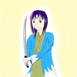 Shinsengumi Naoki by SakuraNakamura