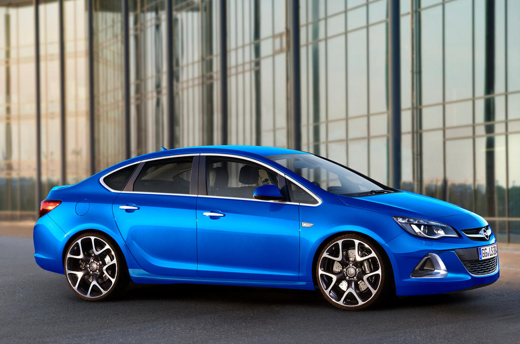 Opel Astra Opc 2013 Tuning Autos Post