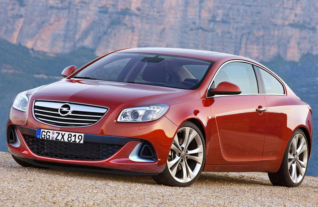 Opel Insignia Coupe OPC by Antoine51 on DeviantArt