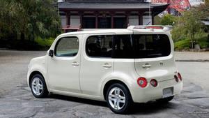 Nissan Cube GTR