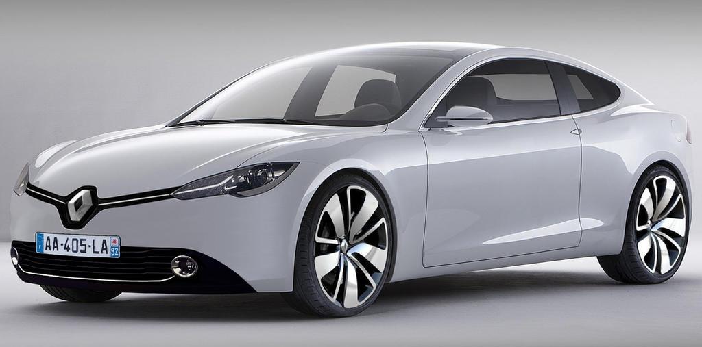 Coche Nuevo Renault 2014 - Fotos de coches - Zcoches