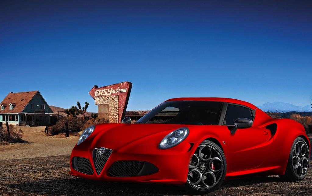 Alfa Romeo 4C modified by Antoine51 on DeviantArt