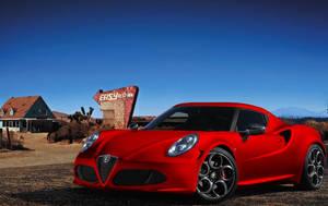 Alfa Romeo 4C modified by Antoine51