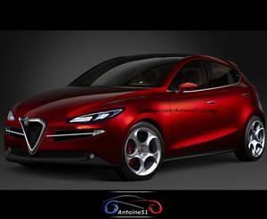 Alfa Romeo Mito 2015