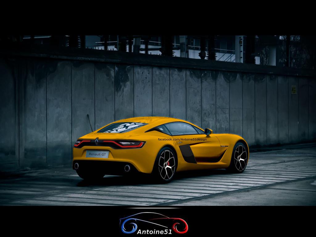 Renault GT 2015 by Antoine51