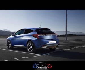 Renault Megane IV  coupe