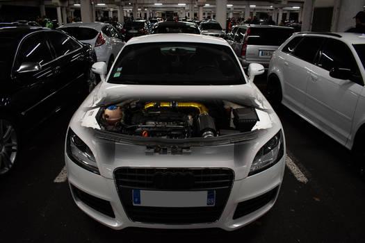 Audi TT motor 2