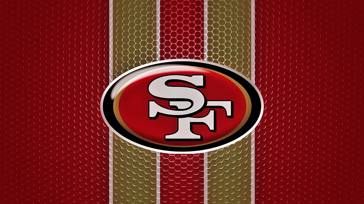 san francisco 49ers wallpaper by ideal27 on deviantart