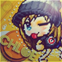 Icon {Chloe by NateIIa