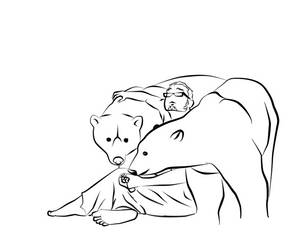 Loves bears -WIP by budle89