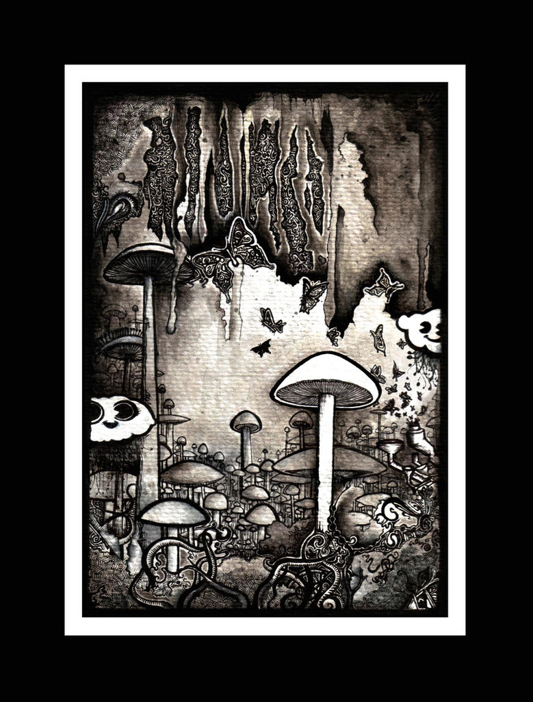 The Taming of the Shroom by Simanion