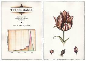 Tulpenmanie by Simanion