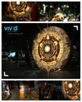 Temporalas for VIVID Sydney 2013 by Simanion