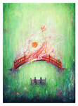 Botanical Bridge by Simanion