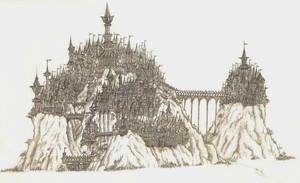 Gondolin by Simanion