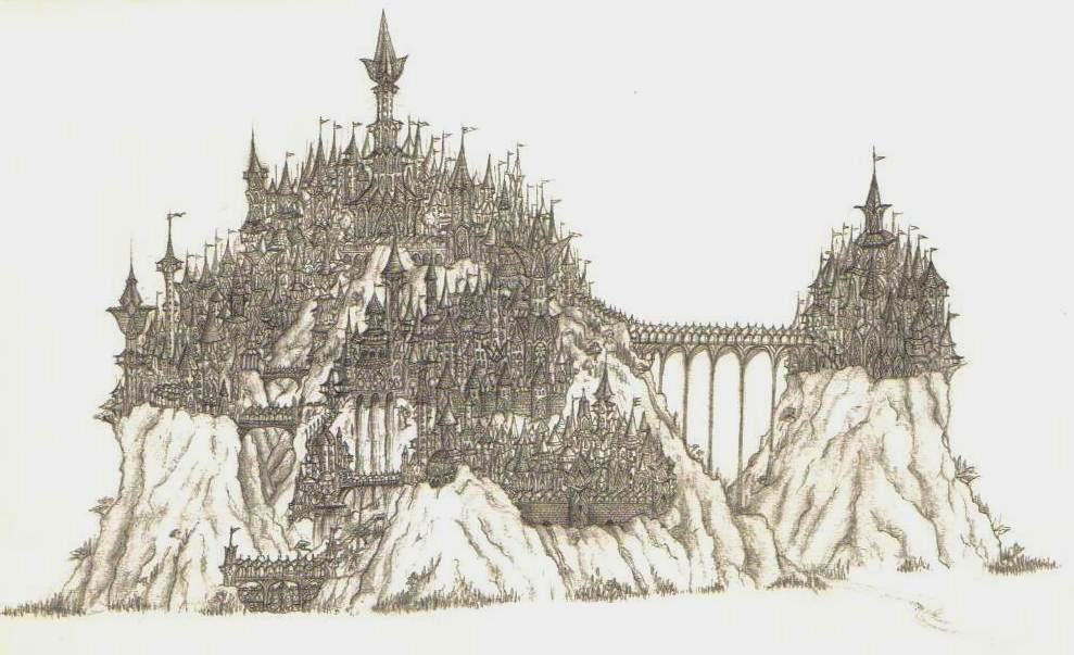 Gondolin by Simanion