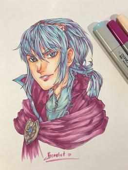 Three Marker Challenge: Marth, Prince of Altia