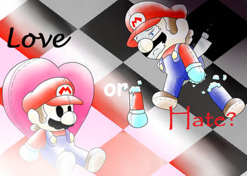 Are you a Mario Lover or a Mario Hater ? by GeekytheMariotaku