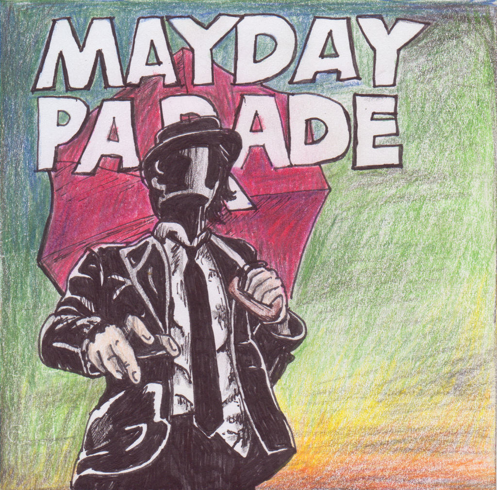 Mayday Parade Album Cover by QuincyMaster on DeviantArt