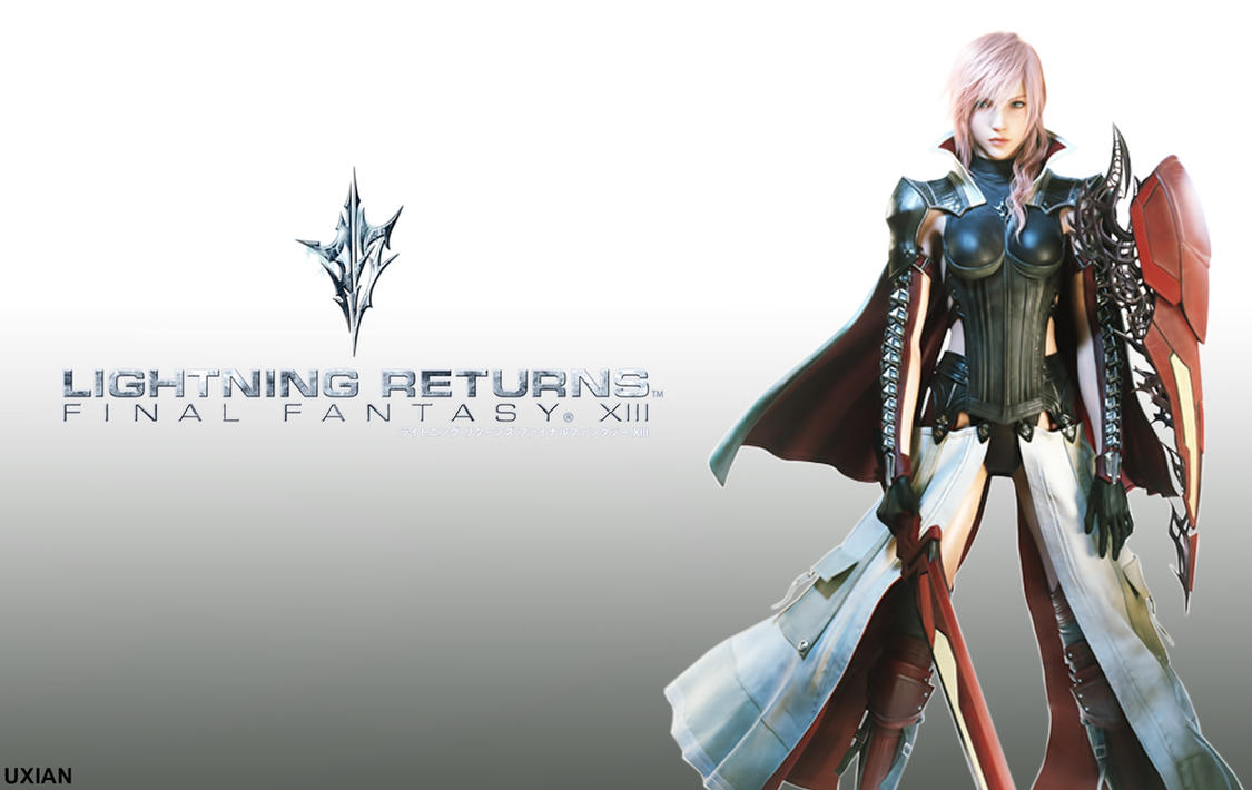 lightning returns: final fantasy xiiiuxianxiii on deviantart