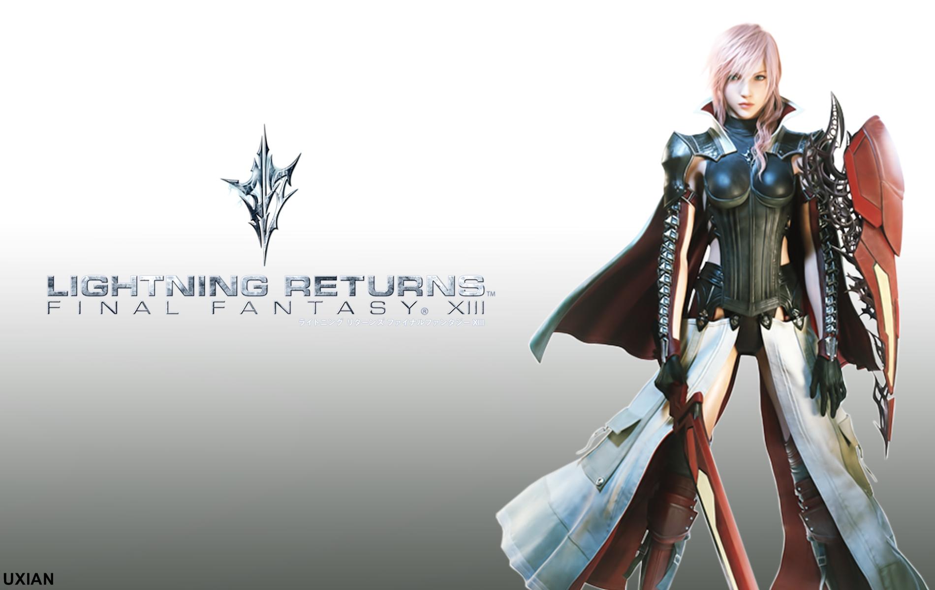 Lightning Returns: Final Fantasy XIII by UxianXIII