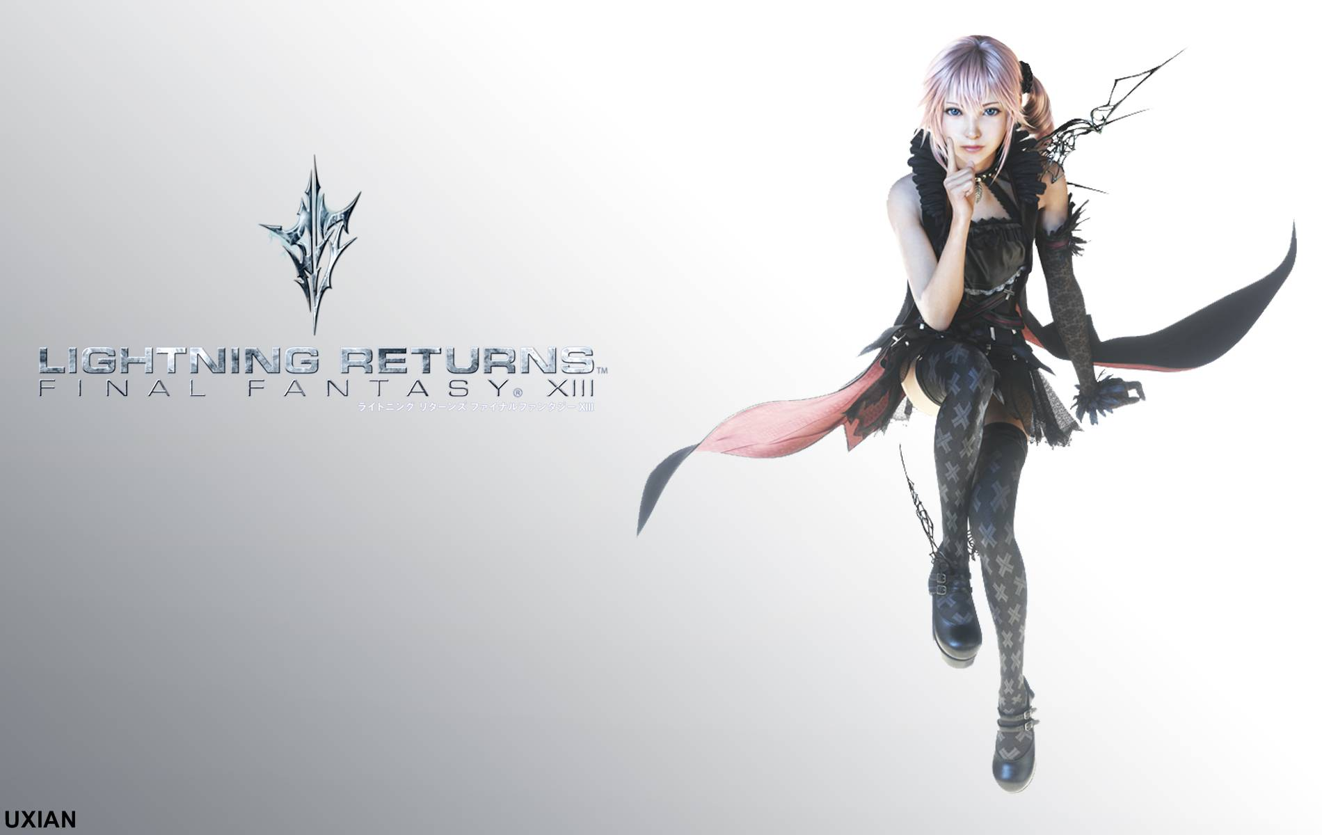 Lightning Returns Final Fantasy Xiii Lumina By Uxianxiii On