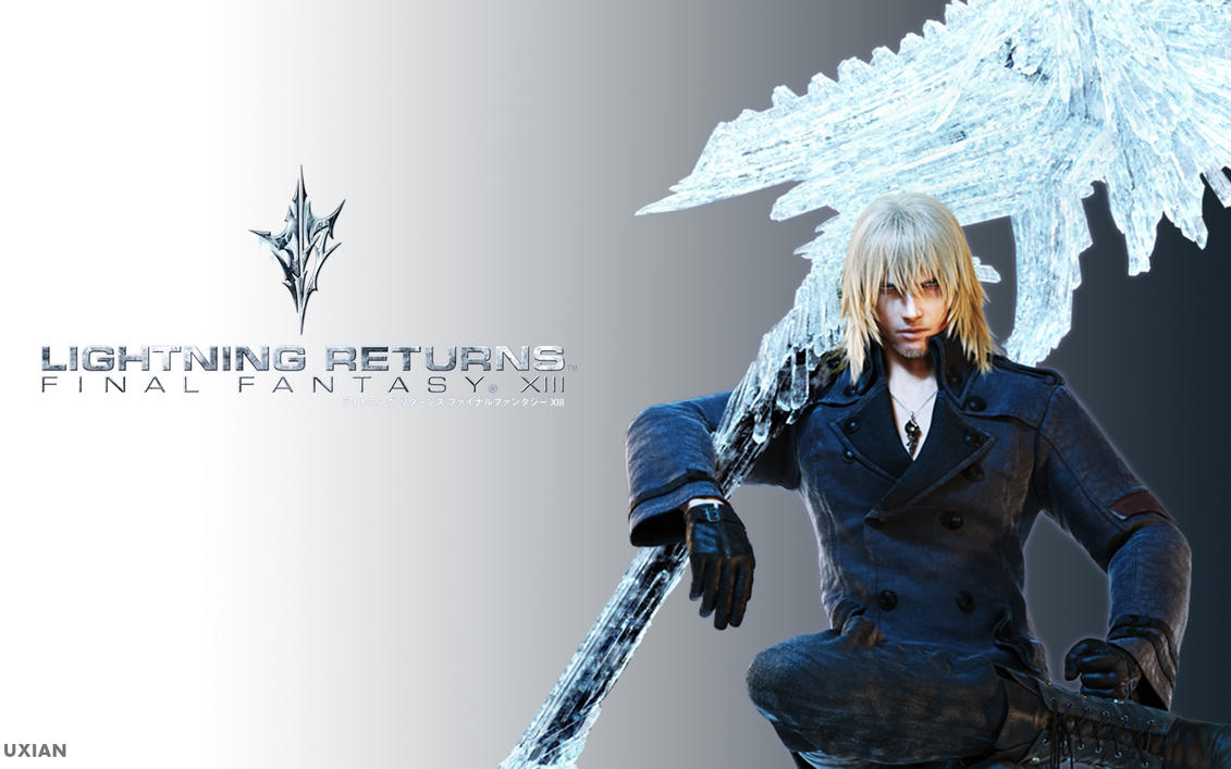 lightning returns: final fantasy xiii - snowuxianxiii on deviantart