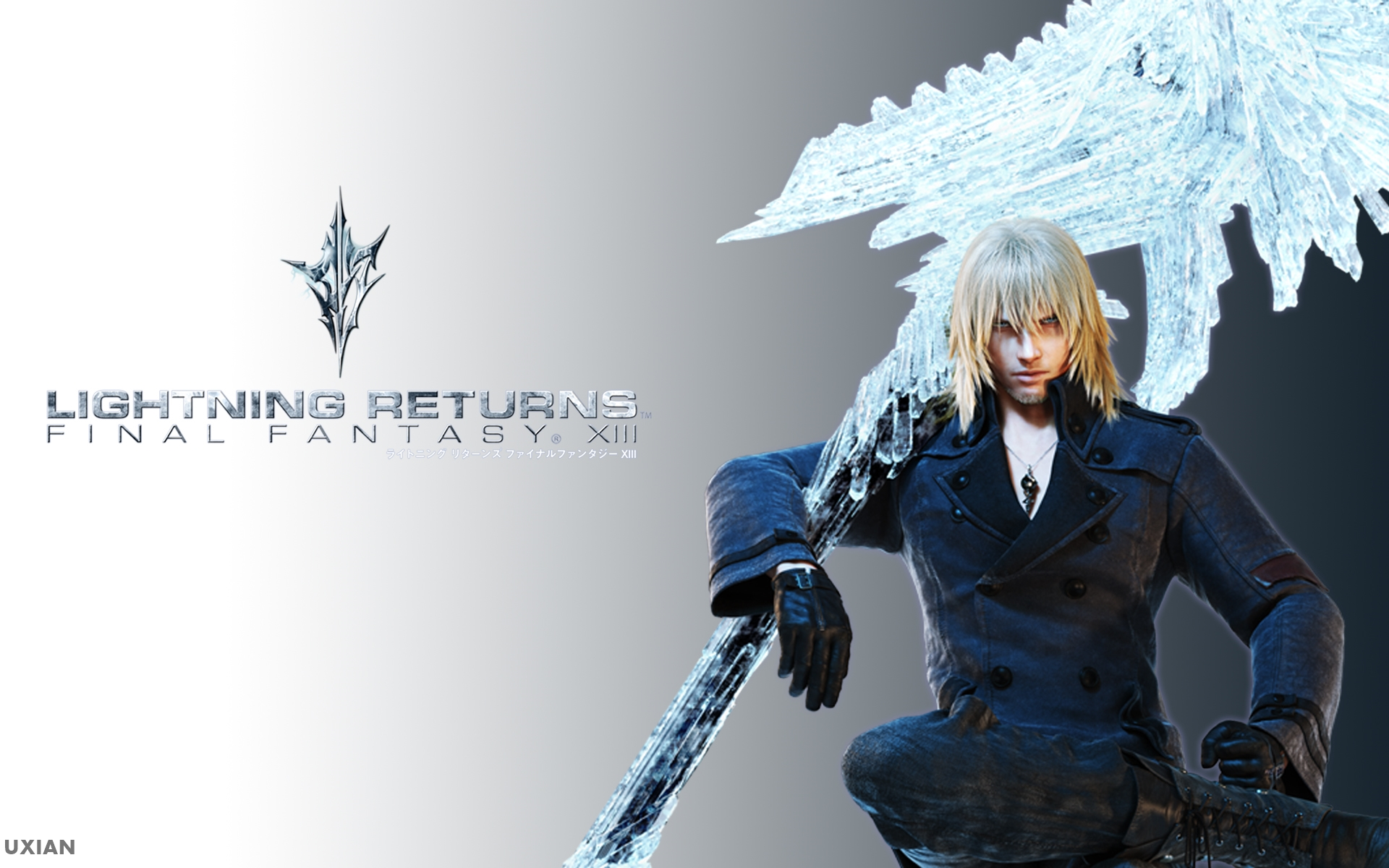 Lightning Returns Final Fantasy Xiii Snow By Uxianxiii On